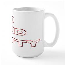 50 and nifty Mug