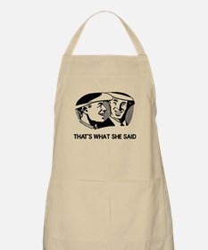 That's What She Said Apron