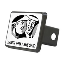 That's What She Said Hitch Cover
