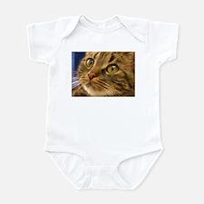 Artful Cat Infant Bodysuit