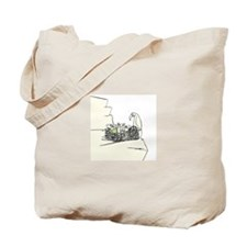 Sage Wings Tote Bag