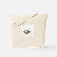 Sage Wings Tote Bag