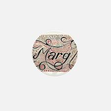 Marg Mini Button