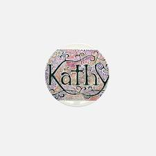 Kathy #1 Mini Button