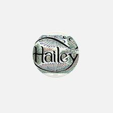 Hailey Mini Button