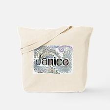 Janice Tote Bag