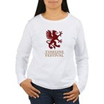 Griffen Red Long Sleeve T-Shirt