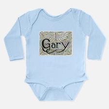 Gary #1 Long Sleeve Infant Bodysuit