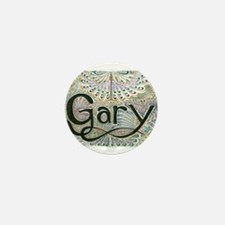 Gary #1 Mini Button
