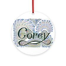 Corey Ornament (Round)