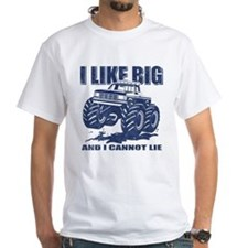 I Like Big Trucks Shirt