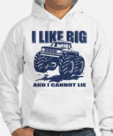 I Like Big Trucks Hoodie