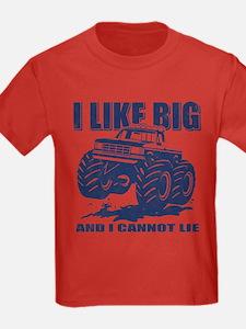 I Like Big Trucks T