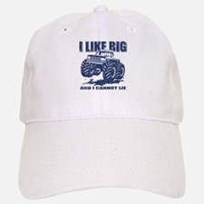 I Like Big Trucks Baseball Baseball Cap