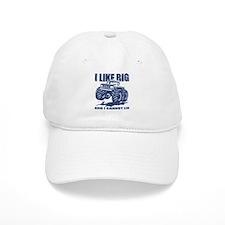 I Like Big Trucks Baseball Cap