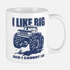 I Like Big Trucks Mug