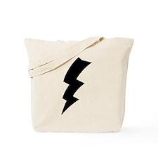 CB Lightning Bolt T-Shirt Tote Bag