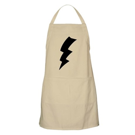 CB Lightning Bolt T-Shirt Apron
