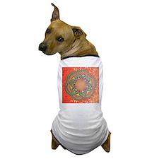 Ligh Life Mandala Dog T-Shirt