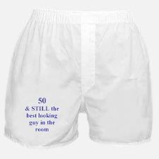 50 still best looking 3 Boxer Shorts