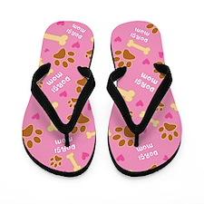 Dorgi Mom Gift Flip Flops