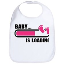 Baby loading bar Bib