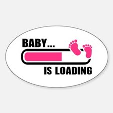 Baby loading bar Decal