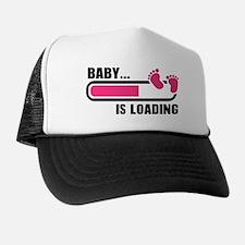 Baby loading bar Trucker Hat
