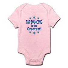 Tap is the Greatest Infant Bodysuit