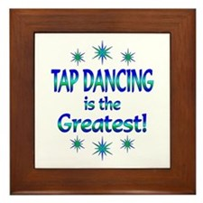 Tap is the Greatest Framed Tile