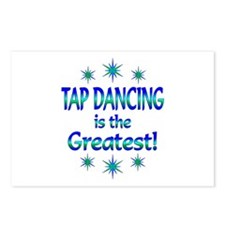 Tap is the Greatest Postcards (Package of 8)