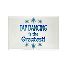Tap is the Greatest Rectangle Magnet (100 pack)