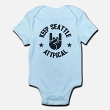 Keep Seattle Atypical Infant Bodysuit