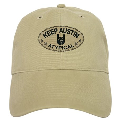 Keep Austin Atypical Cap