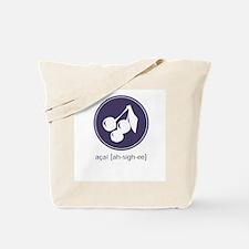 Açaí (ah-sigh-ee) Tote Bag