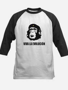 Viva La Evolucion Design Baseball Jersey