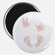 Baby Trekkie Design 2 Magnet
