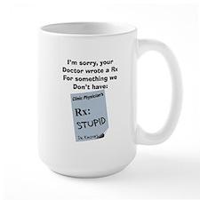 pharmacist STUPID Mug
