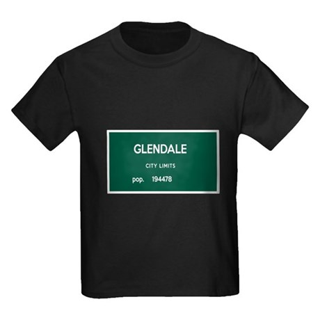 Glendale City Limits T-Shirt