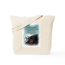 Aussie Shepherd Tote Bag