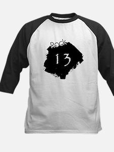 Rock the Number Thirteen (13) Baseball Jersey