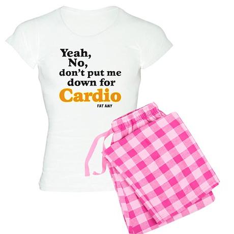 No Cardio Pajamas