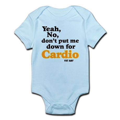 No Cardio Body Suit