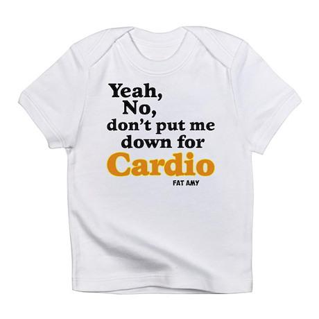 No Cardio Infant T-Shirt