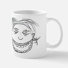 Kanaga Smiley Mug