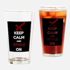 Unique Xander Drinking Glass
