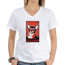 Obey the Abyssinian! Propaganda T-Shirt