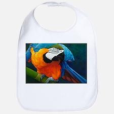 Bird McCaw,Parrot,James Fox Bib