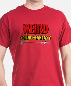 Weird Science-Fantasy scifi vintage