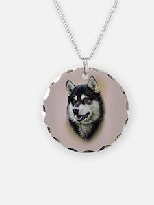 Alaskan Malamute Necklace